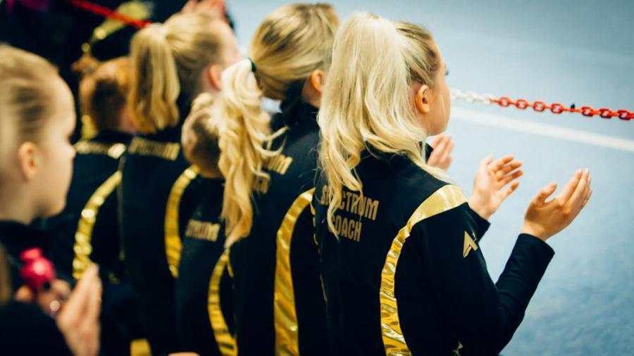 3c3799a01b23 MEET OUR COACHES. Spectrum Gymnastics Academy ...