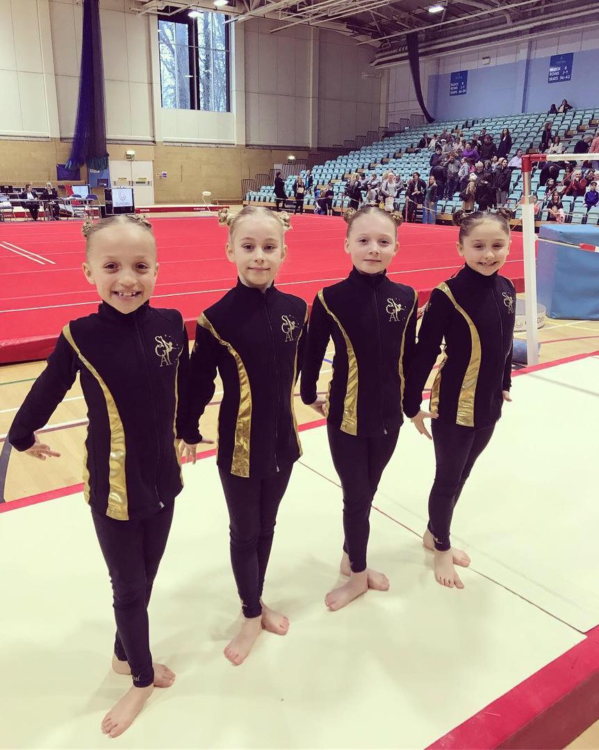 3fdf34b80b4c Spectrum Gymnastics Academy - RESULTS PAGE